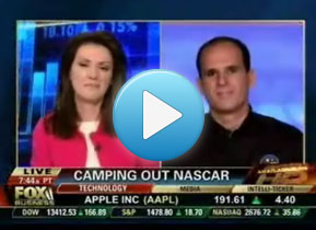 Camping world and nascar